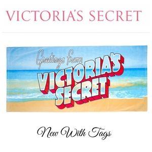 🆕 VICTORIA SECRET BEACH TOWEL